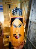 Arte de bambu foto de stock royalty free