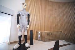 Arte de Banguecoque & centro cultural ( BACC) fotos de stock