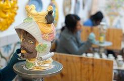 Arte de cerámica Fotografía de archivo libre de regalías