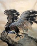 Arte de China no papel de arroz Imagem de Stock Royalty Free