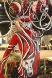Arte de corpo imagem de stock royalty free