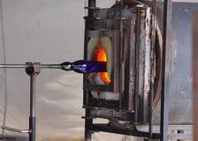 Arte de cristal Imágenes de archivo libres de regalías