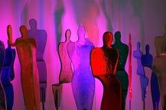 Arte de cristal fotos de archivo libres de regalías
