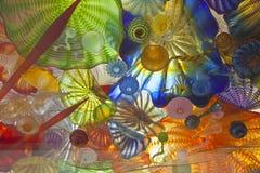 Arte de cristal. Foto de archivo