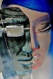 Arte de cristal Fotos de archivo
