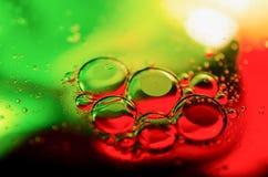 Arte de la burbuja Foto de archivo