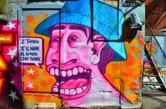 Arte de la calle Imagenes de archivo