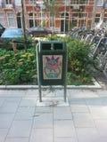 Arte de la calle de Amsterdam Fotografía de archivo