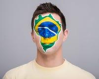 Arte de la cara indicadores Fotos de archivo libres de regalías