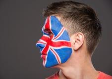 Arte de la cara indicadores Imagen de archivo libre de regalías
