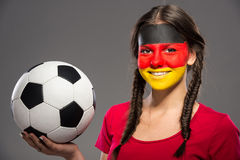 Arte de la cara indicadores Fotografía de archivo libre de regalías