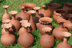 Arte de la cerámica. Fotos de archivo