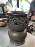 Arte de la cerámica Fotografía de archivo libre de regalías
