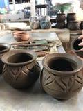 Arte de la cerámica Fotografía de archivo