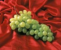 ARTE de la COMIDA de las uvas foto de archivo