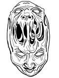 Arte de la obscuridad del vector. libre illustration