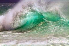 Arte de la onda imagenes de archivo