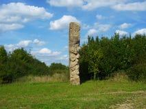 Arte de la piedra de Serie fotos de archivo
