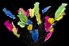 Arte de la pluma Foto de archivo