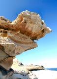 Arte de la roca Imagen de archivo libre de regalías