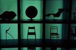Arte de la silla Foto de archivo