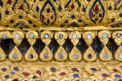 Arte de la teja Fotografía de archivo
