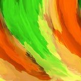 Arte de la textura del extracto de la mezcla de la acuarela de la impresión Bacground brillante artístico stock de ilustración