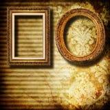 Arte de la vendimia Imagen de archivo libre de regalías