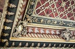 Arte de madeira Imagens de Stock Royalty Free