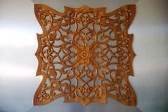 Arte de madera Imágenes de archivo libres de regalías