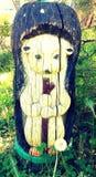 Arte de madera Imagen de archivo libre de regalías