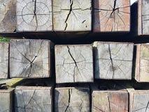 Arte de madera del diseño Fotos de archivo