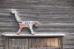 Arte de madera DIY Imagen de archivo