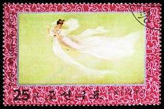 Arte de matéria têxtil, Art Embroidery: Serie dos animais, cerca de 1976 fotos de stock