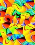 Arte de Op. Sys. de la Mod Foto de archivo