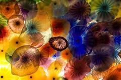 Arte de vidro foto de stock