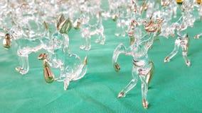 Arte de vidro fundida mão Fotos de Stock Royalty Free