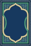 Arte decorativa islamica illustrazione di stock