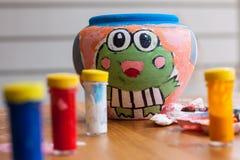 Arte dei bambini Fotografia Stock