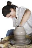 Arte del alfarero Imagen de archivo libre de regalías