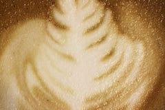 Arte del café Foto de archivo libre de regalías