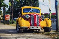 Arte del coche de Abjasia foto de archivo libre de regalías