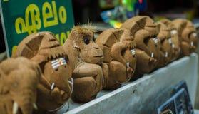 Arte del coco Imagenes de archivo