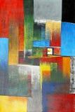 Arte del color Fotos de archivo libres de regalías