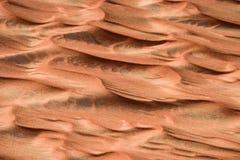 Arte del desierto Imagen de archivo libre de regalías