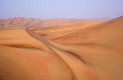 Arte del desierto Imágenes de archivo libres de regalías