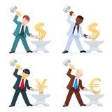 Arte del dinero Imagenes de archivo