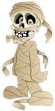 Mummia del fumetto - illustrazione di vettore illustrazione di stock