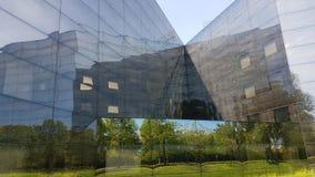 Arte del edificio de diseños Fotografía de archivo