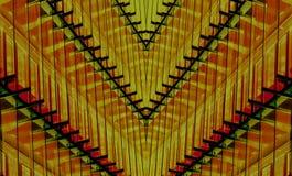 Arte del fondo de Digitaces hecho con collage de la foto Fotos de archivo libres de regalías